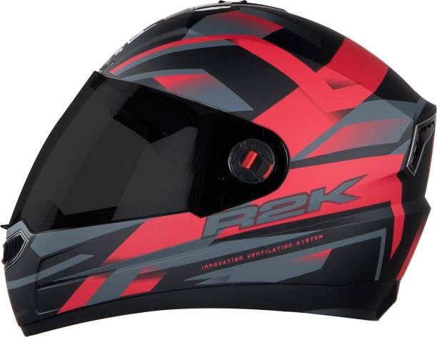 Steelbird Air SBA-1 R2K Motorbike Helmet