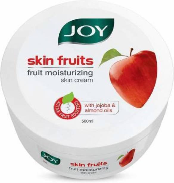 Joy Skin Fruits Fruit Moisturizing Skin Cream 500 ml Pack