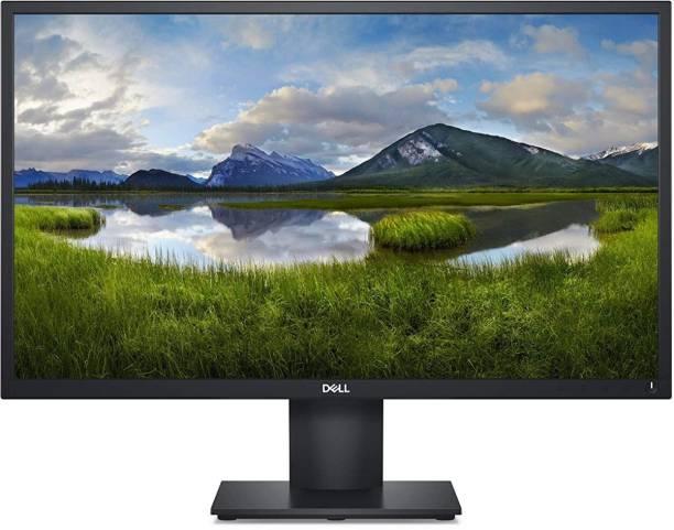 DELL 23.8 inch Full HD LED Backlit IPS Panel Monitor (E Series E2421HN 24-inch (60.45 cm) Screen Full HD (1080p) LED-Lit Monitor with IPS Panel, HDMI & VGA Port)