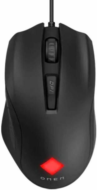 HP OMEN-Vector Essential Wired Optical  Gaming Mouse