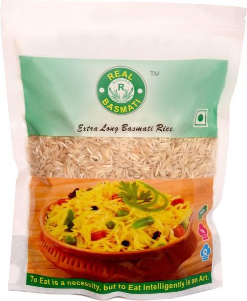 Real Basmati , 1121 Resort (Pack of 4) Basmati Rice (Long Grain, Steam)
