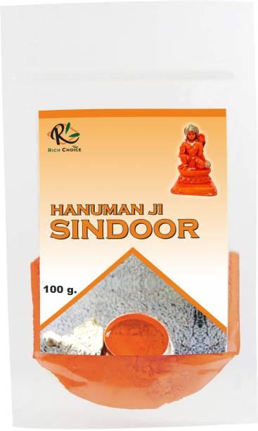RichChoice Hanuman Sindoor Hanumanji Sindoor Sindoor