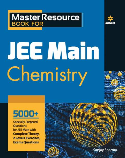 Master Resource Book in Chemistry for Jee Main 2021
