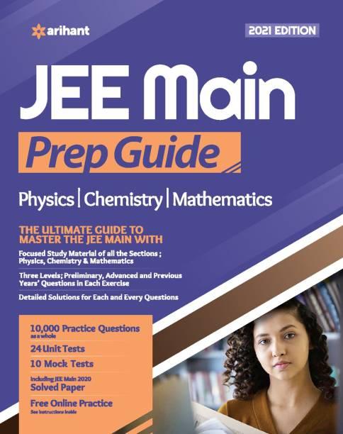 JEE Main Prep Guide 2021