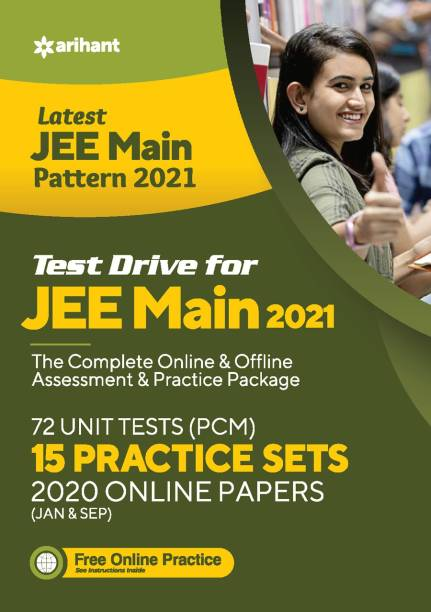 15 Practice Sets for JEE Main 2021