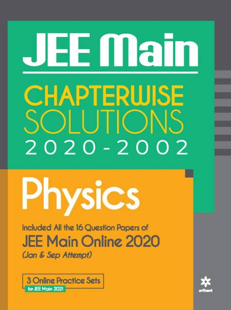 18 Years Chapterwise Solutions Physics Jee Main 2021