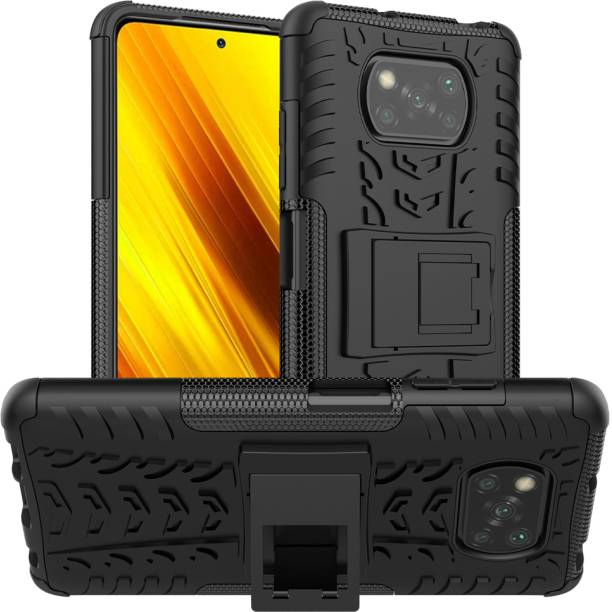KWINE CASE Back Cover for Poco X3