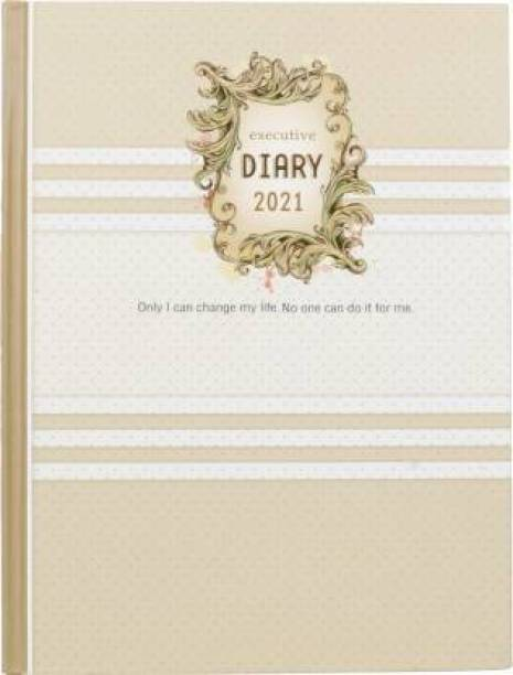 Toss S-34 2021 B5 Diary Ruled 330 Pages
