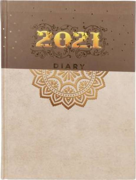 Toss S-76 2021 B5 Diary Ruled 330 Pages