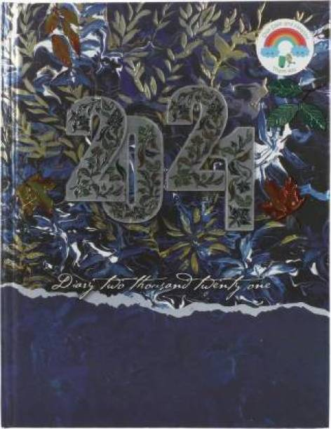 Toss TOD-88 2021 B5 Diary Ruled 330 Pages