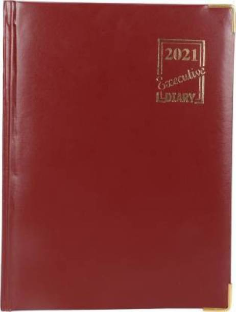 Toss NC PPF Executive 2021 B5 Diary Ruled 365 Pages