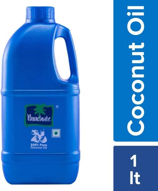 Parachute Coconut Oil Can