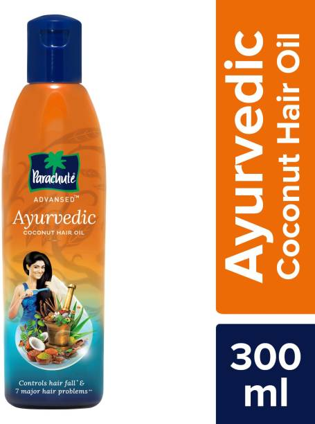Parachute Advansed Ayurvedic Coconut  Hair Oil