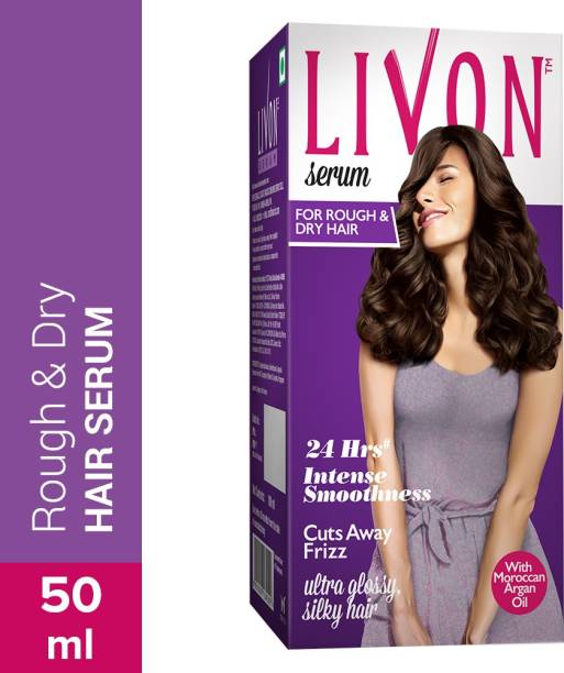 LIVON Serum for Dry & Unruly Hair