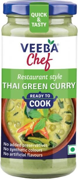 Veeba Thai Green Curry 240 g
