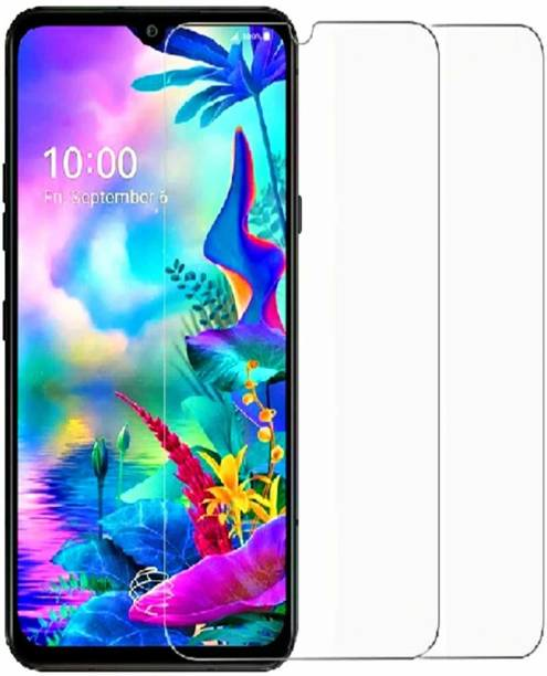 XTRENGTH Edge To Edge Tempered Glass for LG G8X THINQ