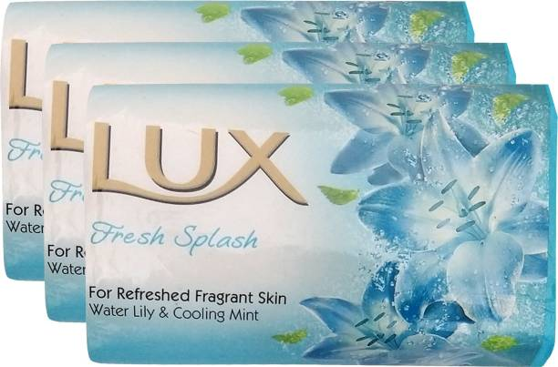 LUX Fresh Splash Soap