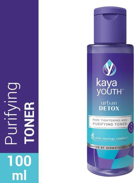 Kaya Youth Urban Detox Purifying and Pore Tightening Toner Men & Women