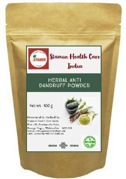 Stamen Health Care India Herbal Anti Dandruff Powder