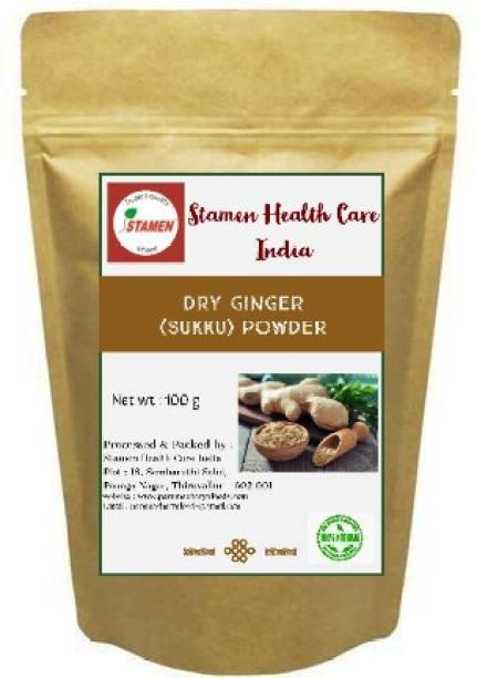 Stamen Health Care India Dry Ginger Powder - Sukku Powder