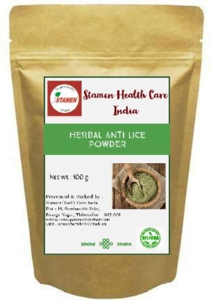 Stamen Health Care India Herbal Anti Lice Powder