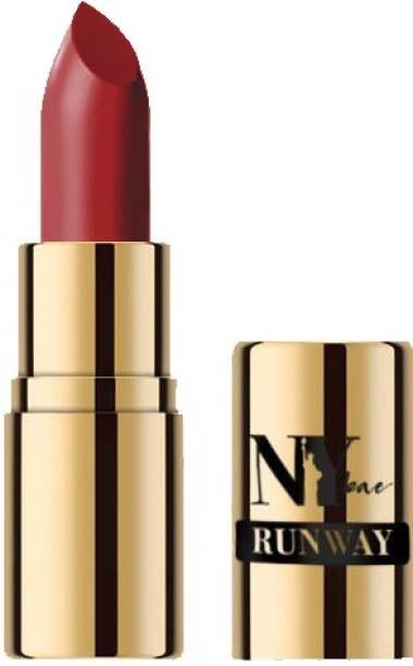 Ny Bae Argan Oil Infused Matte Lipstick Runway Range