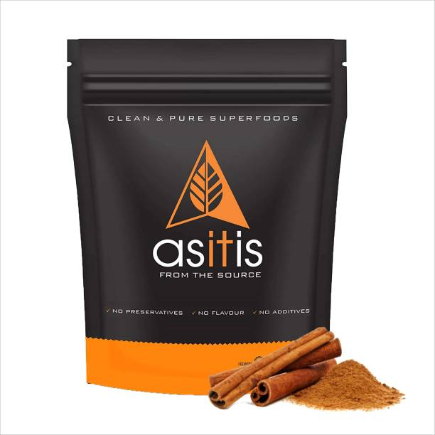 AS-IT-IS Nutrition Cinnamon Powder - 250g | 100% Pure & Natural | Promotes Immunity | Healthy Digestion | Antioxidant
