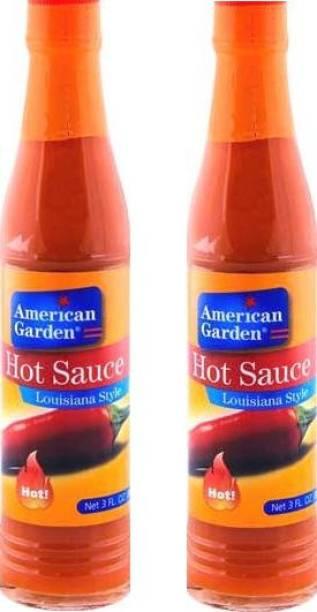American Garden Hot Sauce, Louisiana Style Sauce 88ml Sauces
