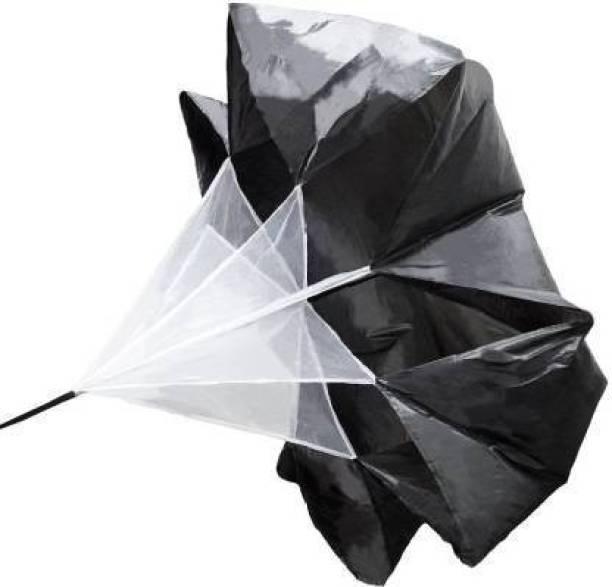 L'AVENIR SPORTS Speed Training Parachute for Fitness / Tennis / Baseball / Soccer / Training - LARGE Size (56 inch) Speed Ladder