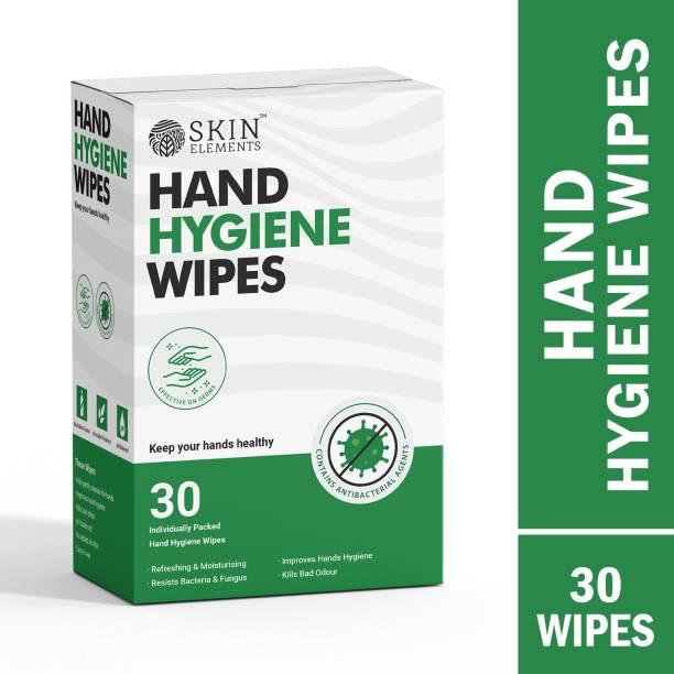 Skin elements Hand Hygiene Wipes
