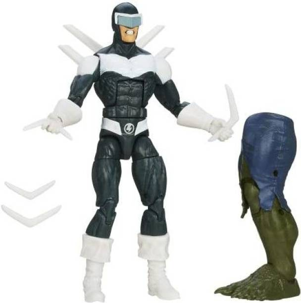 Spiderman Marvel The Amazing Spider-Man 2 Marvel Legends Infinite Series Deadliest Foes Action Figure Boomerang, 6 Inches