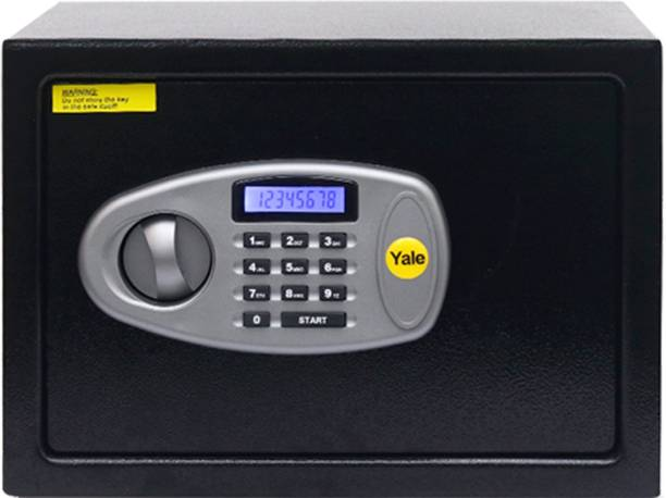 Yale Standard Large Safe with Pin Code Access- 27 Litre Safe Locker