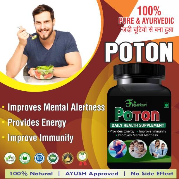 zenonz Poton Herbal Capsules For Increase Your Immune System