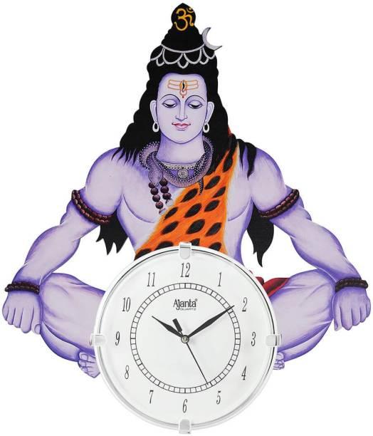 AJANTA Analog 43 cm X 37 cm Wall Clock