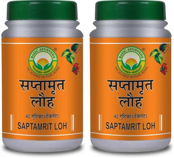 Basic Ayurveda Saptamrit Loh