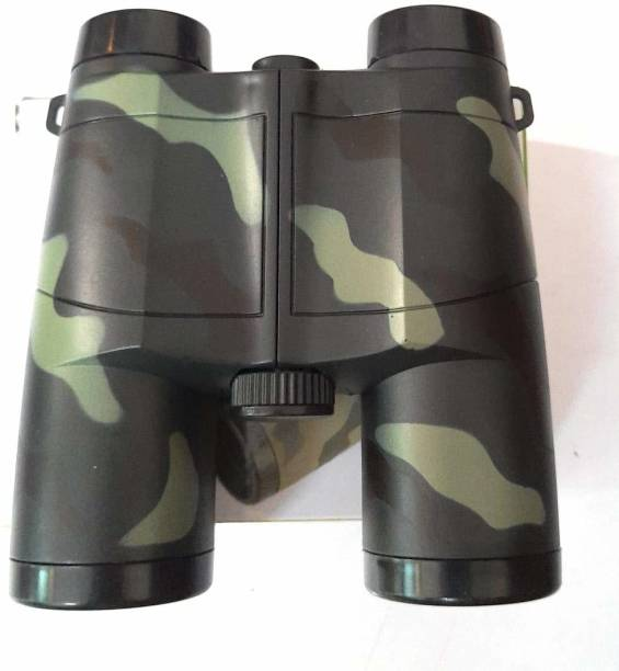 FOX fusion Outdoor Observing Binoculars Telescope Toy Spy Gear/Military Color/Folding Binoculars/Birthday Return Gifts Binoculars