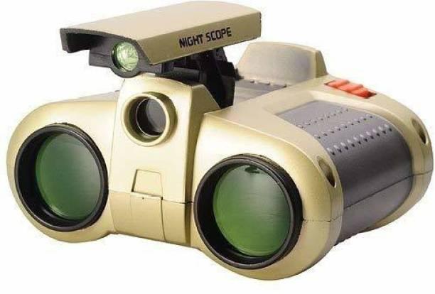 eRise Night Vision Binocular Toy with Pop-Up Light Feature for Kids Binoculars Night Scope Binocular ( ) Binoculars (30 mm) Binoculars