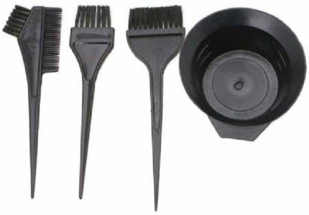 BIRONZA 200 ML BLACK Hairdye Mixing Bowl
