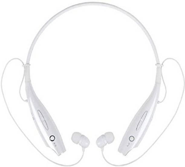 DELMOHUT Bluetooth H_bs Headset Mini miV4.0 Music Sport Neckband Stereo Bluetooth Headset