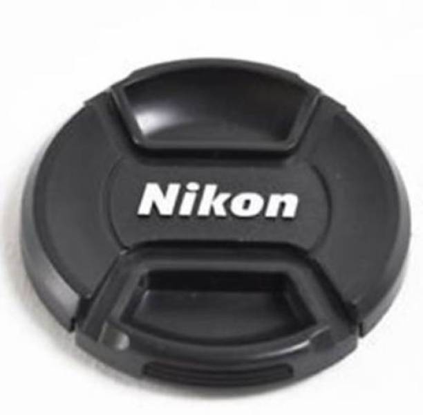 Cam cart 52 mm Safety Lens Filter Cap For Nikon D3100 D3200 D5000 D60 D40 18-55MM 52MM  Lens Cap