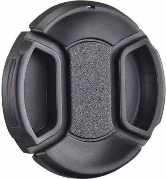 Hanumex Camera Lens Cap 52 mm Camera Lens Cap (Black, 52 mm)  Lens Cap