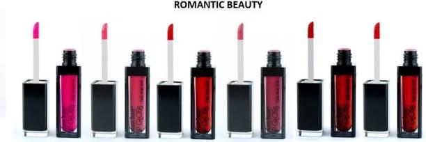 Romantic Beauty PROFESSIONAL MAKEUP LIP GLOSS TALK THAT TINT LONG LASTING 27G, RB-L6906-(7-12)