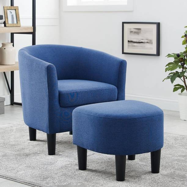 Febonic FORFAX Solid Wood Living Room Chair