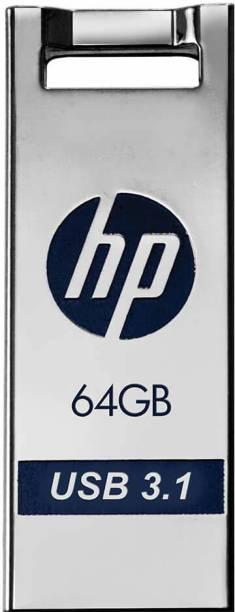 HP HPFD795W-64 64 GB Pen Drive
