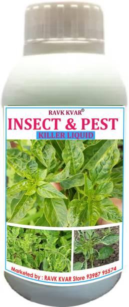 RAVK KVAR Leaf Curling Insect and pest Killer Liquid Pesticide