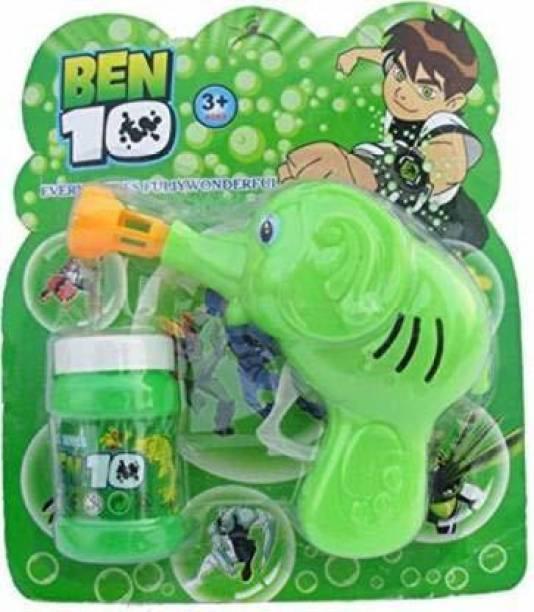 shri sai traders Bubble Gun Elephant Toy Bubble Maker