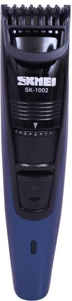 Skmei STM-1002 Best men rechargeable professional hair trimmer  Runtime: 45 min Grooming Kit for Men