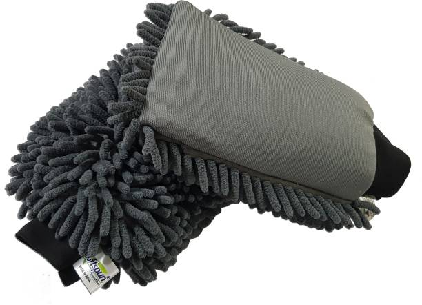 SOFTSPUN Microfiber Vehicle Washing  Washing Mitt Hand Glove