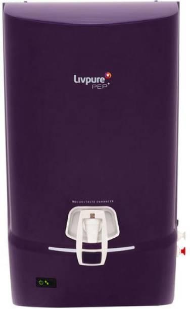 LIVPURE Pep+ 7 L RO + UV + TDS Water Purifier