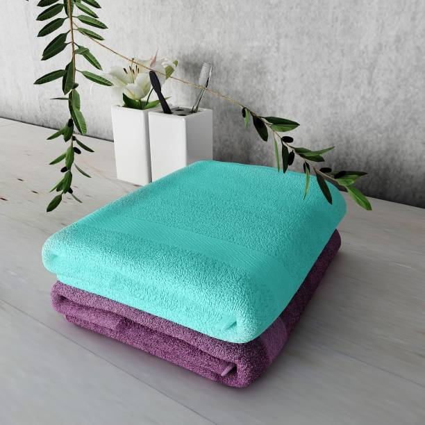 Flipkart SmartBuy Cotton 350 GSM Bath Towel